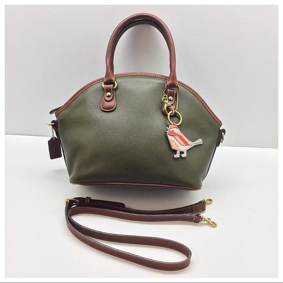 4e947c828822 Coach Handbags -  Coach  Vintage Sheridan Roswell Dome Satchel